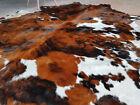 Cow Hide Tricolor Brazilian Cowhide Rug Area Rugs Hair on Hide
