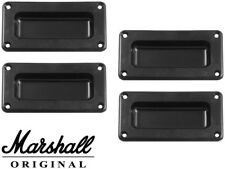 MARSHALL® AMPLIFIER AMP CABINET CASTER SKID CUPS 4-PACK W/RIVETS *NEW*