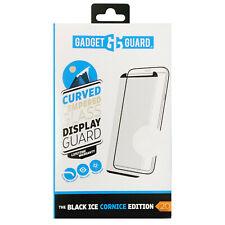 Gadget Guard Black Ice Cornice 2.0 FULL ADHESIVE Curved Glass Galaxy S9 S9+