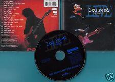 Lou Reed - CD - In Concert Verona & Rom 1983 - CD von 1996 - Neuwertig !