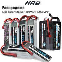 HRB RC Lipo Battery 2S 3S 4S 6S 11.1v 22.2v 5000mah 6000mah 3300mah 2200mah