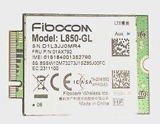 Lenovo L850 LTE-A XMM7360 01AX792 4XC0R38452 X1C X1 / X380 Yoga X280 P52s Bulk