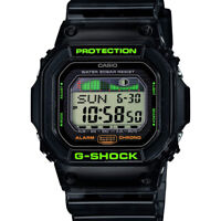 BRAND NEW CASIO G-SHOCK GLX-5600C-1 G-GLIDE TIDE MOON GRAPH LIMITED GENUINE