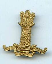 The Leicestershire Yeomanry Regiment  Cap Badge