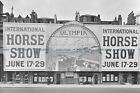 F001781 Advertisement for the International Horse Show. 114 Piccadilly. London.
