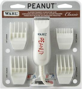 Wahl Professional 8685 Peanut Classic Series Corded Salon Trimmer White