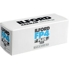 1 Roll Ilford FP4 Plus Black and White Negative 120 Film ISO 125 FRESH DATE