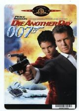 Movie Backer Card   Die Another Day   ****NOT THE MOVIE***  ***Mini Poster***