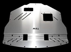 Aluminum Engine Splash Shield Under Tray Skid Plate for Subaru WRX STI 2008-2010
