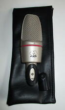 AKG C3000B Large-Capsule Condenser Microphone + Pouch