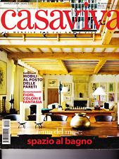 2004 03 - CASAVIVA - 03 2004 - N.3 - ANNO XXXII - MOBILI AL POSTO DELLE PARETI