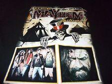 Mayhem Festival Shirt ( Used Size Xl ) Very Nice Condition!