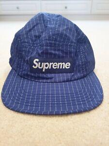 Supreme Snapback Cap - Royal Blue