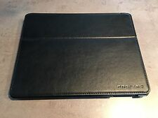 ProTec Leather iPad Protective Cover - Black