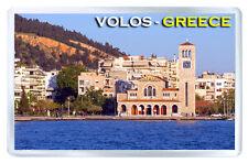 VOLOS GREECE FRIDGE MAGNET SOUVENIR IMAN NEVERA