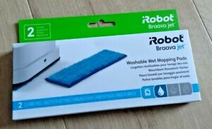 iRobot 2 x Washable Wet Mopping Pads