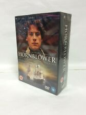 Hornblower: The Complete Series Collection DVD Region 2 PAL UK ~ NEW & SEALED ~