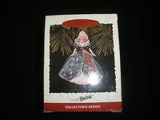 1995 Hallmark, Collector, Holiday Barbie T695