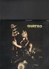 SUZI QUATRO - quatro LP