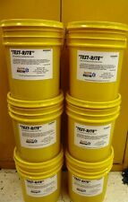 "Fuel Injector ""TESTRITE"" calibration fluid 5 gal. pail Launch Injector machines!"