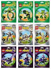 LEGO Mixels Series 3 Complete Set (9 Figures) 41518-41526