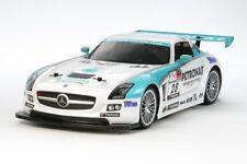 Tamiya 51519 1/10 Body Set Mercedes-Benz SLS - Petronas Syntium AMG GT3