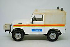1:32 Britains 9691 LAND ROVER DEFENDER 90 POLICE Vehicle Ideal for Conversion