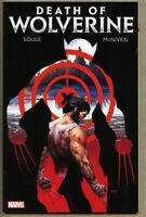 GN/TPB Wolverine Death Of Wolverine collected / Marvel 1st TPB EDITION 2016