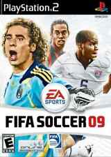 FIFA Soccer 2009 PS2 New Playstation 2