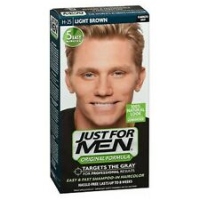 Just For Men Hair Color Light Brown 1 each