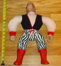 1998 WWF WWE Heartbreak Kid Shawn Michaels Wrestling Buddy AWA HBK