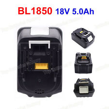 Batería para Makita 18V BL1850 5.0Ah Li-Ion LXT BL 1830 Sustituir Nnueva BL1840