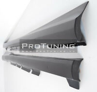 Audi A5 B8 8T Sideskirts V Look Sill Covers Side Skirts