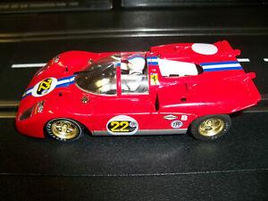 1/32 slot cars Fly Ferrari 512 S #22