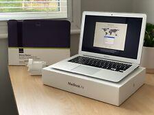 Apple MacBook Air 13.3 inch 8GB RAM 128GB SSD - Silver - A1466