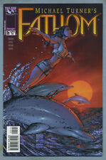 Fathom #5 (May 1999, Image [Top Cow]) Michael Turner m