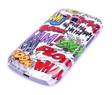 Schutzhülle f Samsung Galaxy S Duos S7562 Cover Tasche Case Etui Comic BooM