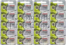 Maxell 399 SR927W SR927 V399 D399 W Watch Battery 0% MERCURY (20 PC)