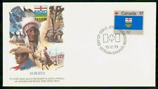 MayfairStamps Canada Fdc 1979 Alberta Fleetwood First Day Cover Wwf96865