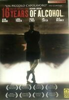 16 YEARS OF ALCOHOL (2003) un film di Richard Jobson DVD EX NOLEGGIO - MEDUSA