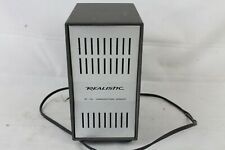 Vintage Realistic Sp-150 Communication Speaker Cb Radio Electronics Equipment