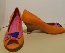 Midas orange/Fuchsia Brush Multi shoes Size EUP42 or AU12