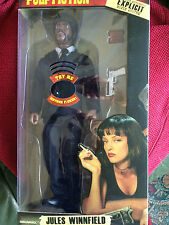 Pulp Fiction Film Memorabilia Figures & Dolls