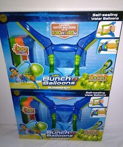 Zuru Bunch O Balloons-Slingshot with 400 Self Sealing Water Balloons 2 Pack