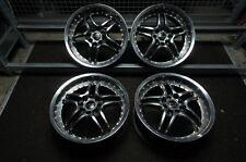 "17"" Barracuda Starform Evolution 078 Jantes Alu 7,5x17 et35 4x108 4x114.3 bsa297"