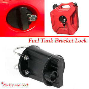 3L/5L/Bracket Lock Red Can Gas Fuel Petrol Oil Tank Container Motorcycle ATV UTV