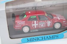 MINICHAMPS * ALFA ROMEO 155 V6 TI * DTM 1993 DANNER   * OVP * 1:43