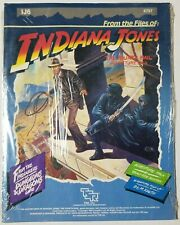 IJ6 - The Fourth Nail - Indiana Jones RPG Adventure Pack - TSR - sealed