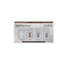 O.P.I. CrystalPixie Mini's Christmas Collection - 4 pack (Genuine product)