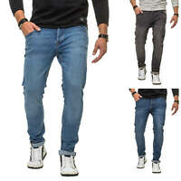 Jack & Jones Herren Slim Fit Jeans Stretch Casual Denim Hose Herrenhose SALE %